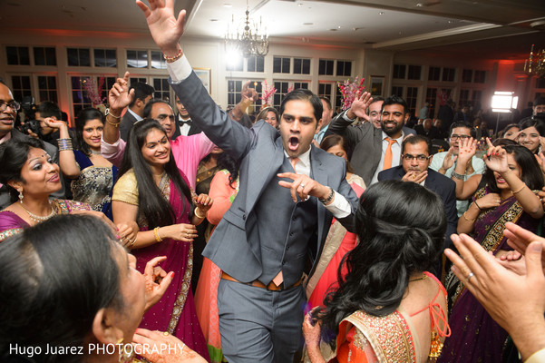 Reception in Brockport, NY South Asian Wedding by Hugo Juarez Photography