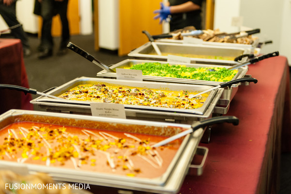 Catering in Mountain View, CA South Asian Wedding by Fusion Moments Media
