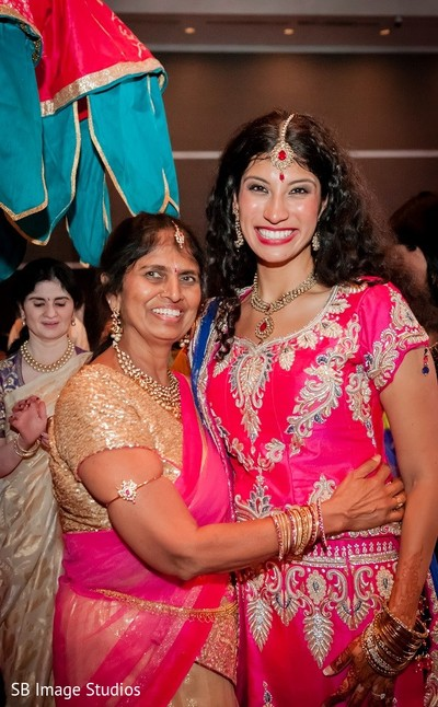 Sangeet in Houston, TX Indian Fusion Wedding by SB Image Studios