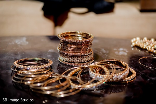 Bridal Jewelry in Houston, TX Indian Fusion Wedding by SB Image Studios