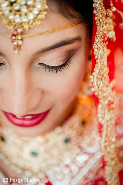 Makeup in Houston, TX Indian Fusion Wedding by SB Image Studios