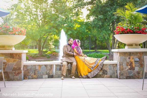 Pre wedding portrait in Herndon, VA Indian Wedding by Naureen Bokhari Photography