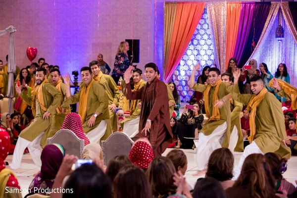 Pre-Wedding Celebration in Anaheim, CA South Asian Wedding by Samson Productions