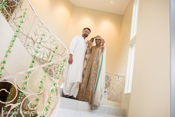 Ring Ceremony in Anaheim, CA South Asian Wedding by Samson Productions