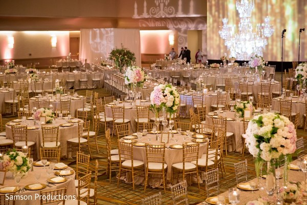 Venue in Anaheim, CA South Asian Wedding by Samson Productions