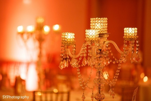 Lighting in Princeton, NJ Indian Wedding by SYPhotography