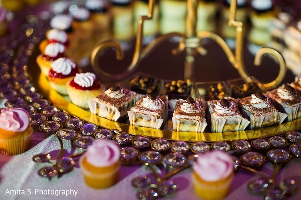 Desserts in Tampa, FL Indian Wedding by Amita S. Photography