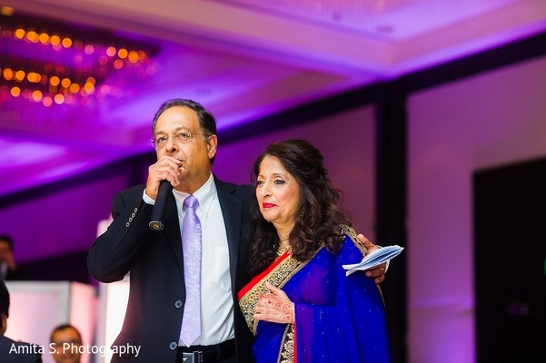 Reception in Tampa, FL Indian Wedding by Amita S. Photography