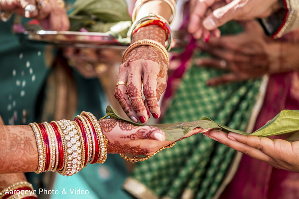 Hindu ceremony in Chino Hills, CA Indian Wedding by Aaroneye Photo & Video