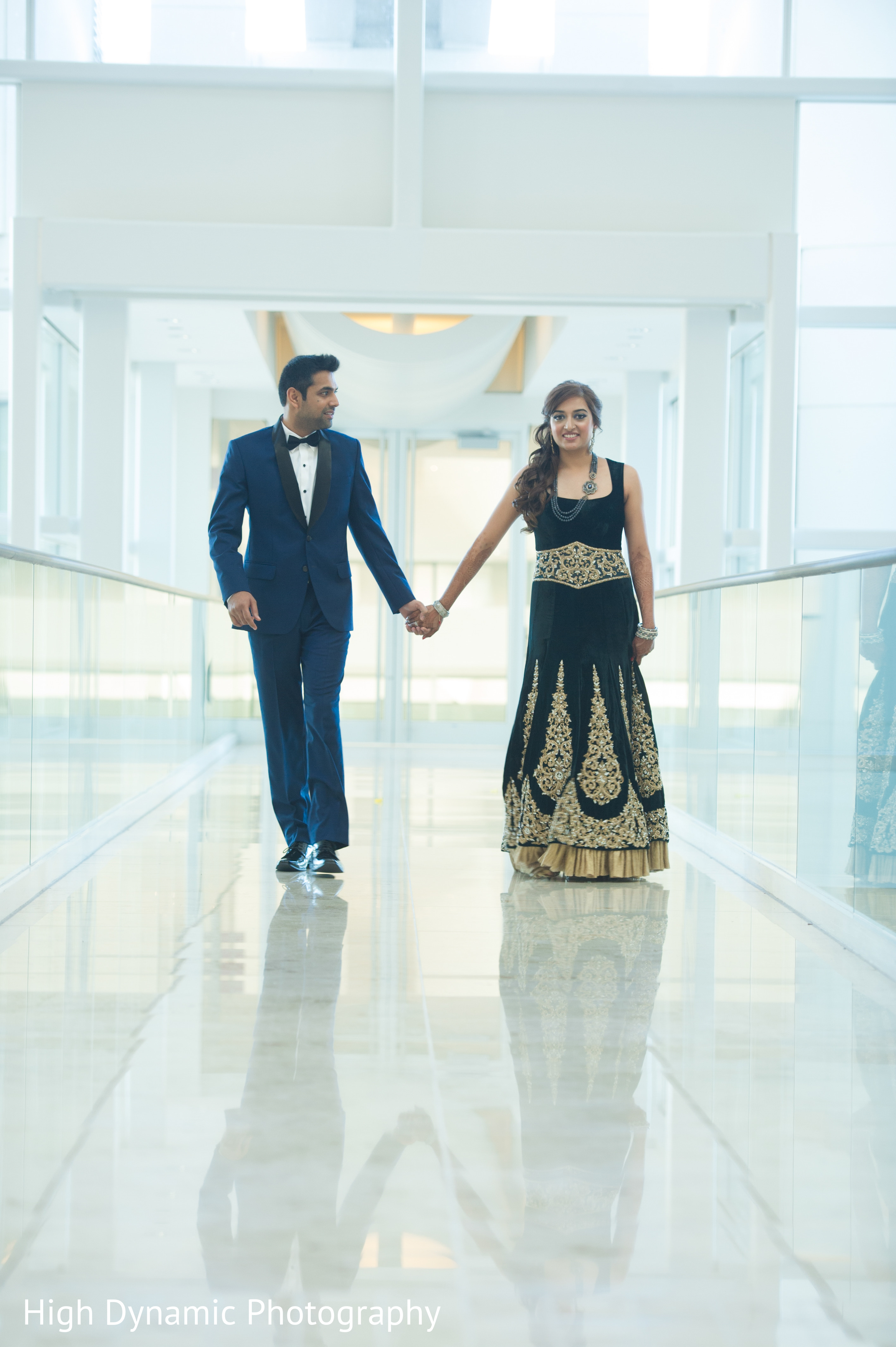 Reception portrait in schaumburg il south asian wedding for Indian jewelry in schaumburg il