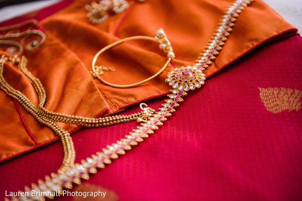 Jewelry in King of Prussia, PA South Asian Fusion Wedding by Lauren Brimhall Photography