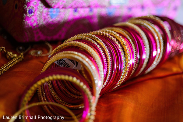Churis in King of Prussia, PA South Asian Fusion Wedding by Lauren Brimhall Photography