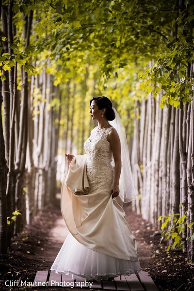 white wedding dress,white dress,white wedding gown,wedding dress,wedding dress for indian bride,wedding gown for indian bride,fusion wedding,indian fusion wedding