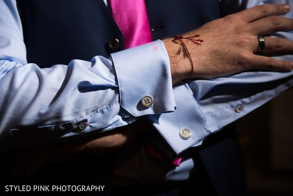 Groom fashion in Camden, NJ Indian Fusion Wedding by Styled Pink Photography