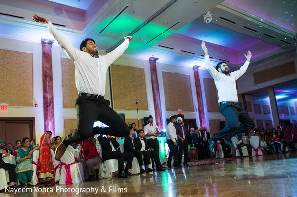 Performance in Pine Hill, NJ Sikh Wedding by Nayeem Vohra Photography & Films