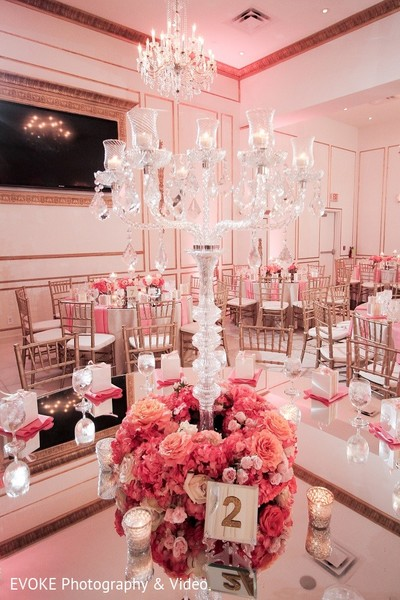 Floral & Decor in Houston, TX Indian-Chinese Fusion Wedding by EVOKE Photography & Video