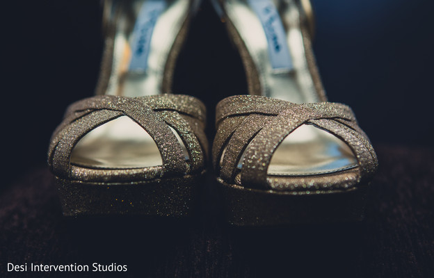 Shoes in Livingston, CA Sikh Wedding by Desi Intervention Studios