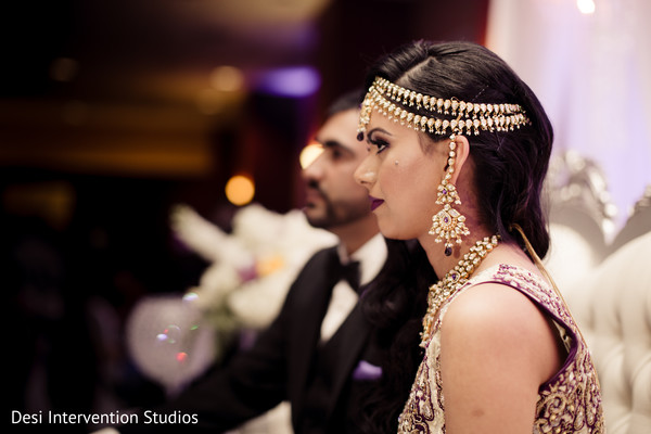 Reception in Livingston, CA Sikh Wedding by Desi Intervention Studios