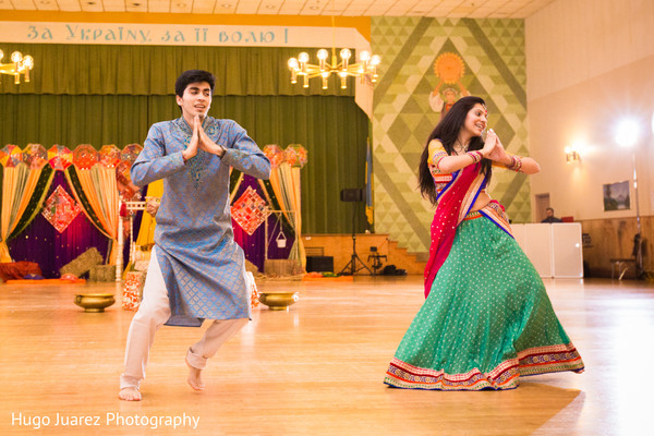 Pre-Wedding Celebration in Park Ridge, NJ Indian Wedding by Hugo Juarez Photography