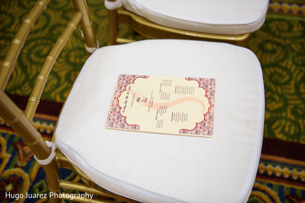 Stationery in Park Ridge, NJ Indian Wedding by Hugo Juarez Photography
