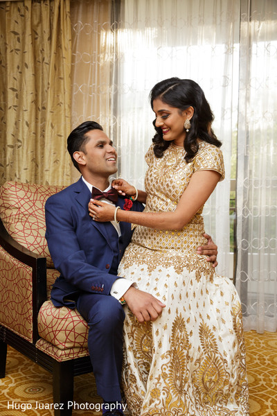 Bridal Fashion in Park Ridge, NJ Indian Wedding by Hugo Juarez Photography
