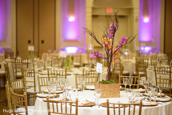 Floral & Decor in Park Ridge, NJ Indian Wedding by Hugo Juarez Photography