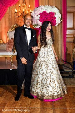 Inspiration Photo Gallery Indian Weddings Reception