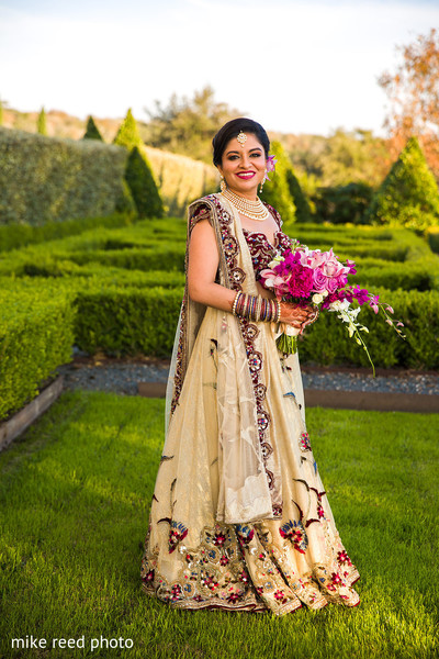 Bridal Fashion in New Braunfels, TX Indian Fusion Wedding by Mike Reed Photo
