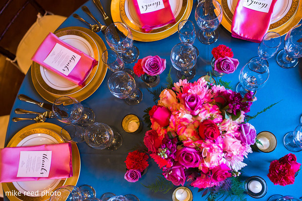 Floral & Decor in New Braunfels, TX Indian Fusion Wedding by Mike Reed Photo