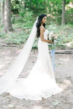 Inspiration Photo Gallery – Indian Weddings: Wedding dress for ...
