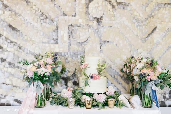 Floral & Decor in Toronto, Ontario Indian Wedding by The Love Studio