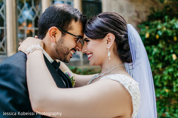 Indian wedding photography in Dearborn, MI Pakistani Fusion Wedding by Jessica Kobeissi Photography