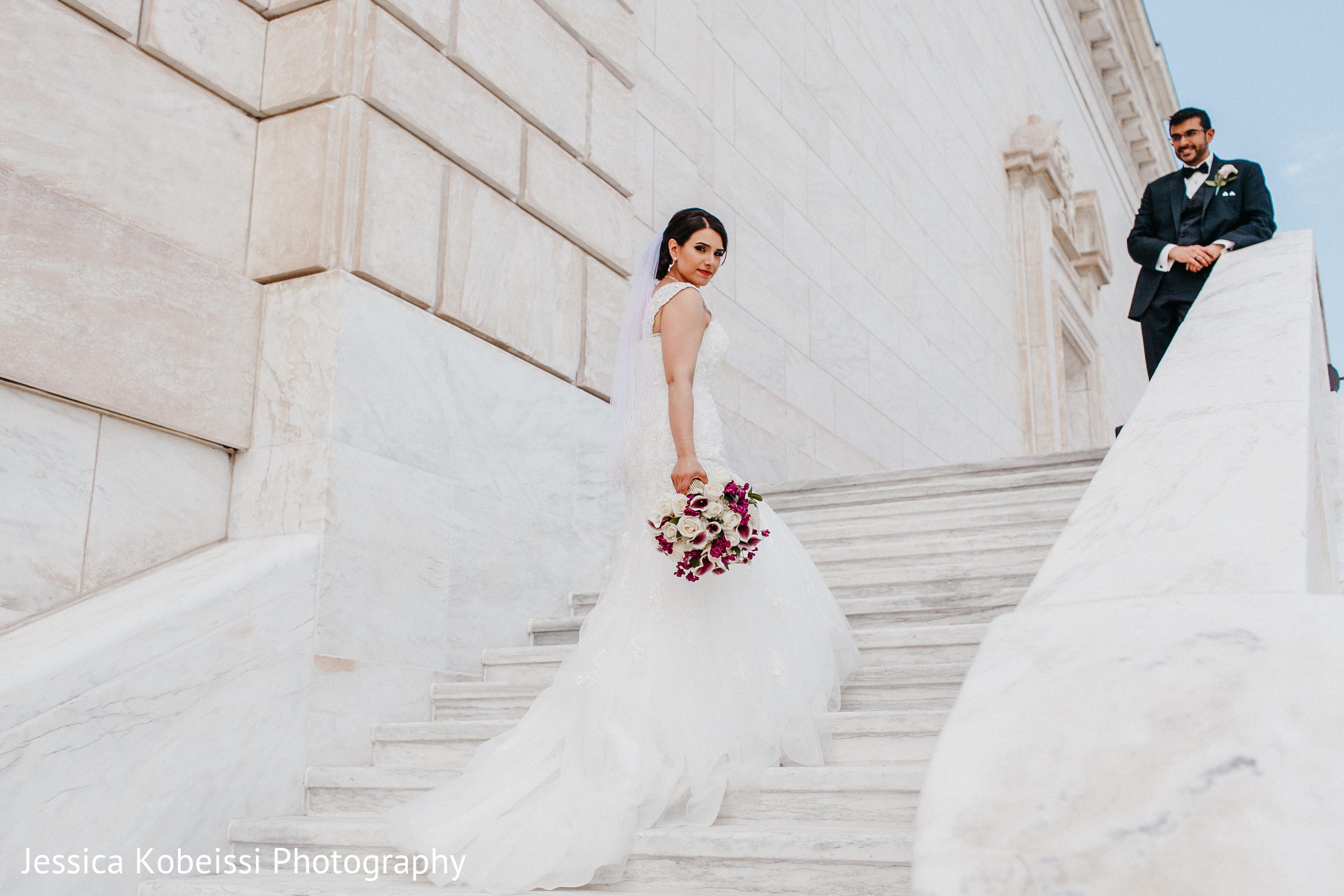 Dearborn, MI Pakistani Fusion Wedding by Jessica Kobeissi ...