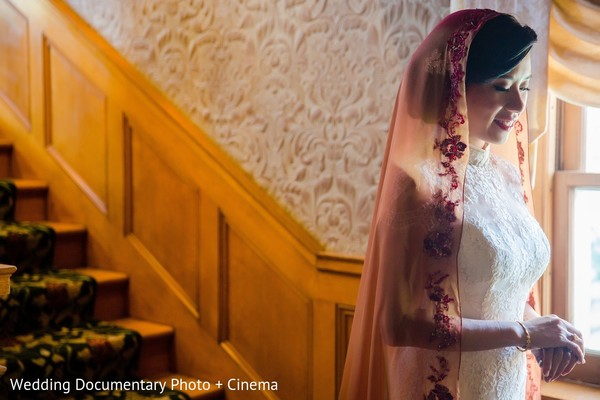 Getting Ready in San Jose, CA Indian Fusion Wedding by Wedding Documentary Photo + Cinema