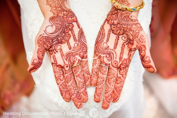 Mehndi in San Jose, CA Indian Fusion Wedding by Wedding Documentary Photo + Cinema