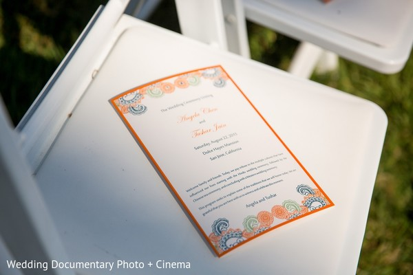Stationery in San Jose, CA Indian Fusion Wedding by Wedding Documentary Photo + Cinema