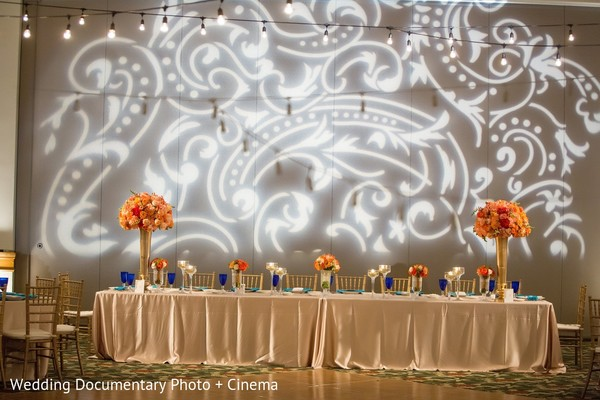 Lighting & Decor in San Jose, CA Indian Fusion Wedding by Wedding Documentary Photo + Cinema