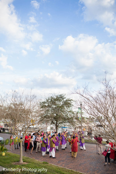 Baraat in St. Petersburg, FL Pakistani Wedding by Kimberly Photography