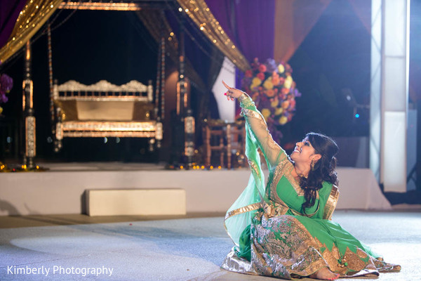Mehndi party performances in St. Petersburg, FL Pakistani Wedding by Kimberly Photography