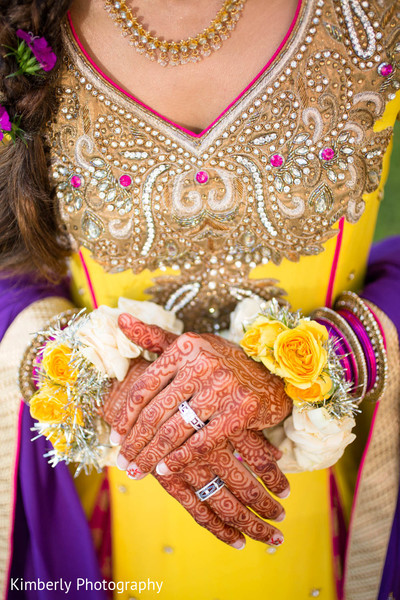 Mehndi night fashion in St. Petersburg, FL Pakistani Wedding by Kimberly Photography