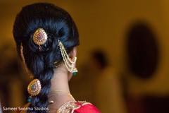 Amazing Inspiration Photo Gallery Indian Weddings South Indian Bride Short Hairstyles Gunalazisus
