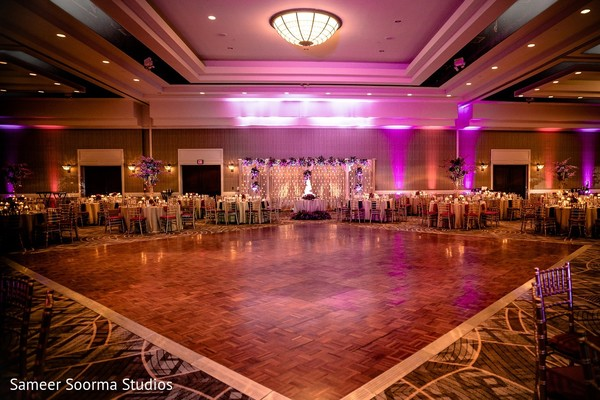 Venue in Phoenix, AZ Indian Fusion Wedding by Sameer Soorma Studios