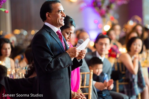 Reception in Phoenix, AZ Indian Fusion Wedding by Sameer Soorma Studios
