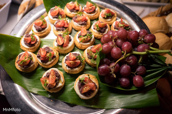 Indian food catering in Maui, HI Destination Indian Wedding by MnMfoto Wedding Photography