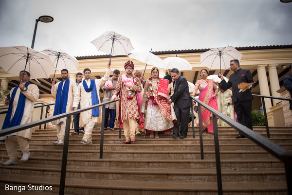 Indian wedding ceremony in Orlando, FL South Asian Wedding by Banga Studios