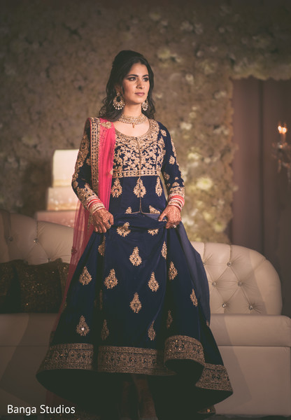 Indian Wedding Reception Dresses