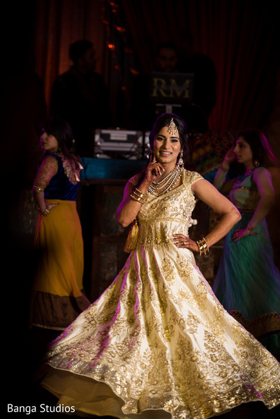 Sangeet in Orlando, FL South Asian Wedding by Banga Studios