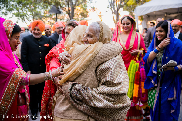 Milni in Glendale, CA Sikh Wedding by Lin & Jirsa Photography