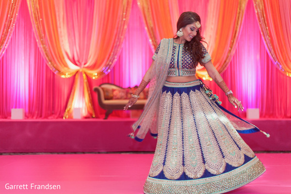 sangeet portrait,pre-wedding portrait,sangeet lengha,sangeet lehenga,pre-wedding lengha,pre-wedding fashion