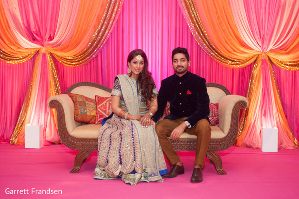 sangeet portrait,pre-wedding portrait